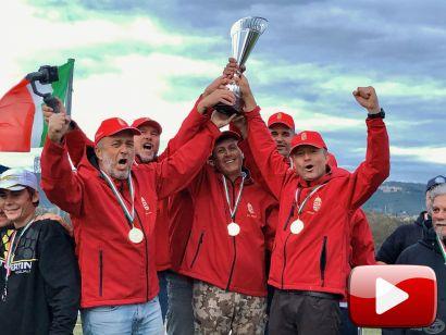 Óriási magyar siker a legrangosabb nemzetközi Method Feeder Kupán!