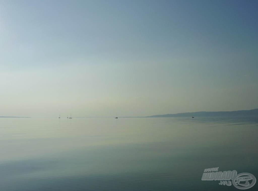 Sokakat ejt rabul a horgászszenvedély e mesés vízen