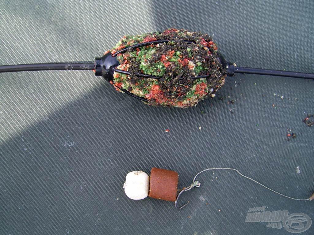 Íme, egy tarkabarka, vegyes íz-világú csalogatógombóc