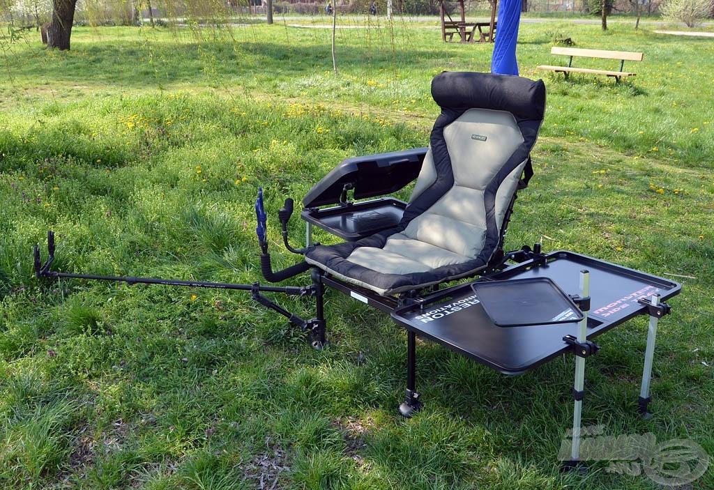 Preston Monster feeder szék: 45000 | Egyéb | Apróhirdetések