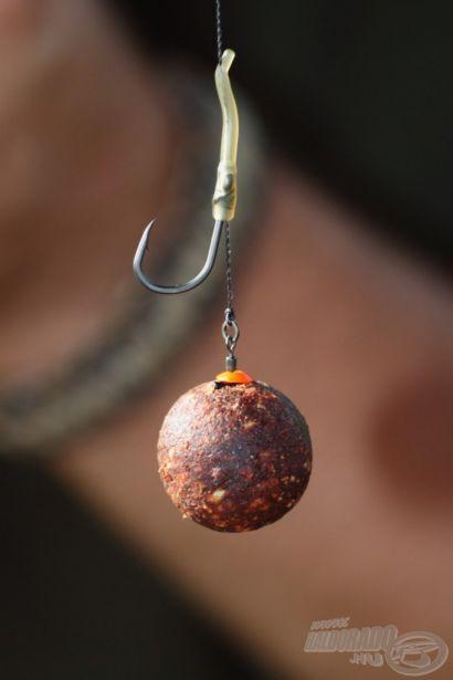 Professzionális PB Products bojlis végszerelékek V. - Jelly Wire-Jungle Hook-Ring Bait Screw