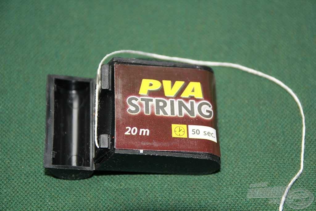 A PVA zsinór praktikus kiszerelésben