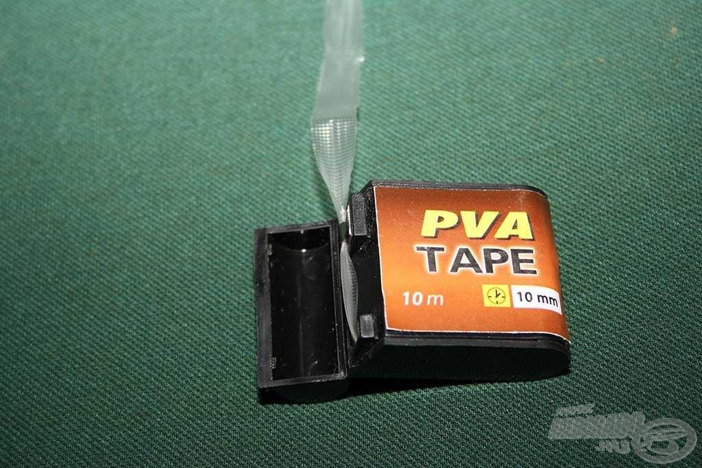 Így néz ki a PVA szalag