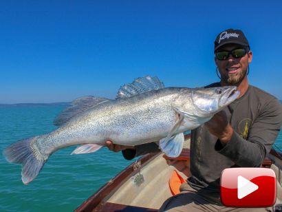 Rapala tippek-trükkök 4. rész – Kereső gumihalazás nagy ragadozókra