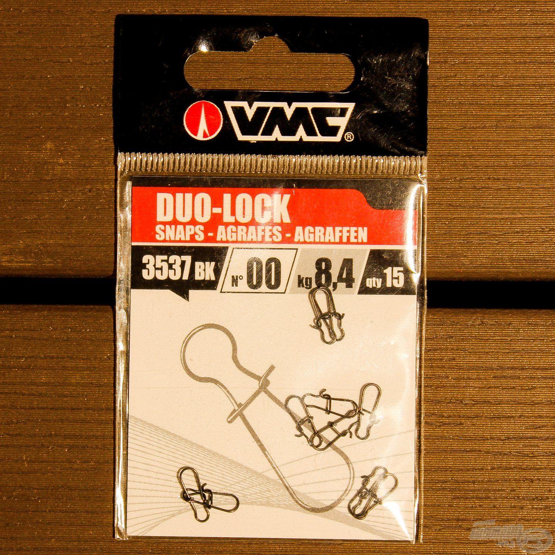 A 00-ás VMC Duo Lock ideális UL pecához