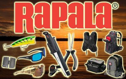 Rapala újdonságok a Haldorádó kínálatában