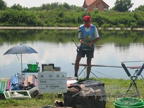 A legrangosabb gyermek és utánpótlás horgászverseny befejeződött