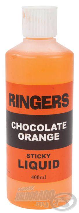 Nagy kiszerelésű, édes, hamisítatlan csoki-narancs illatot árasztó aroma rengeteg felhasználási lehetőséggel