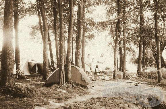 Tábor 1999-ből