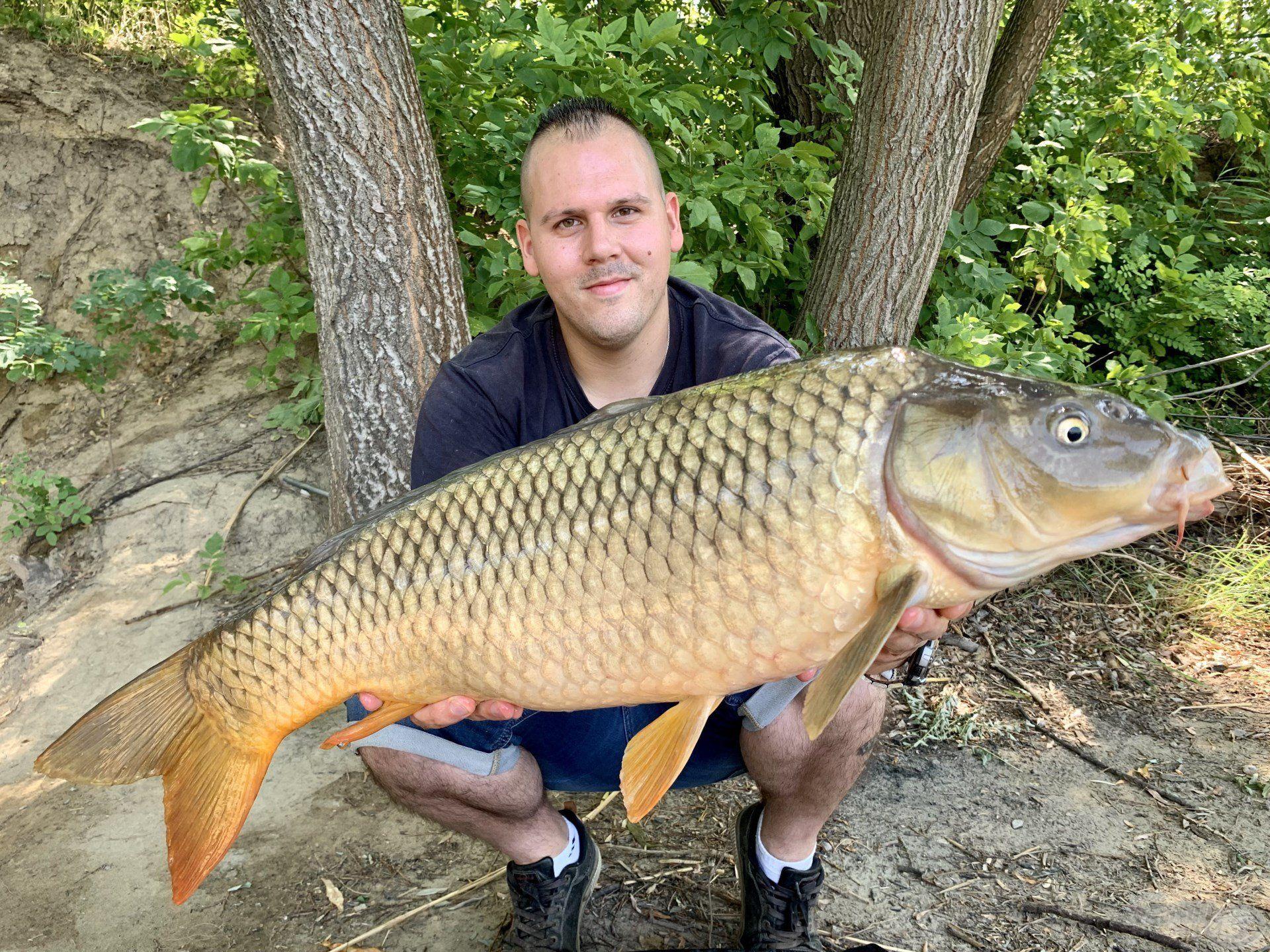 A horgászat utolsó hala, gyönyörű mélyvízi töves