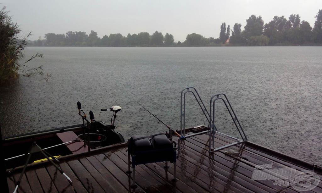 Megérkezett a frissülést hozó eső