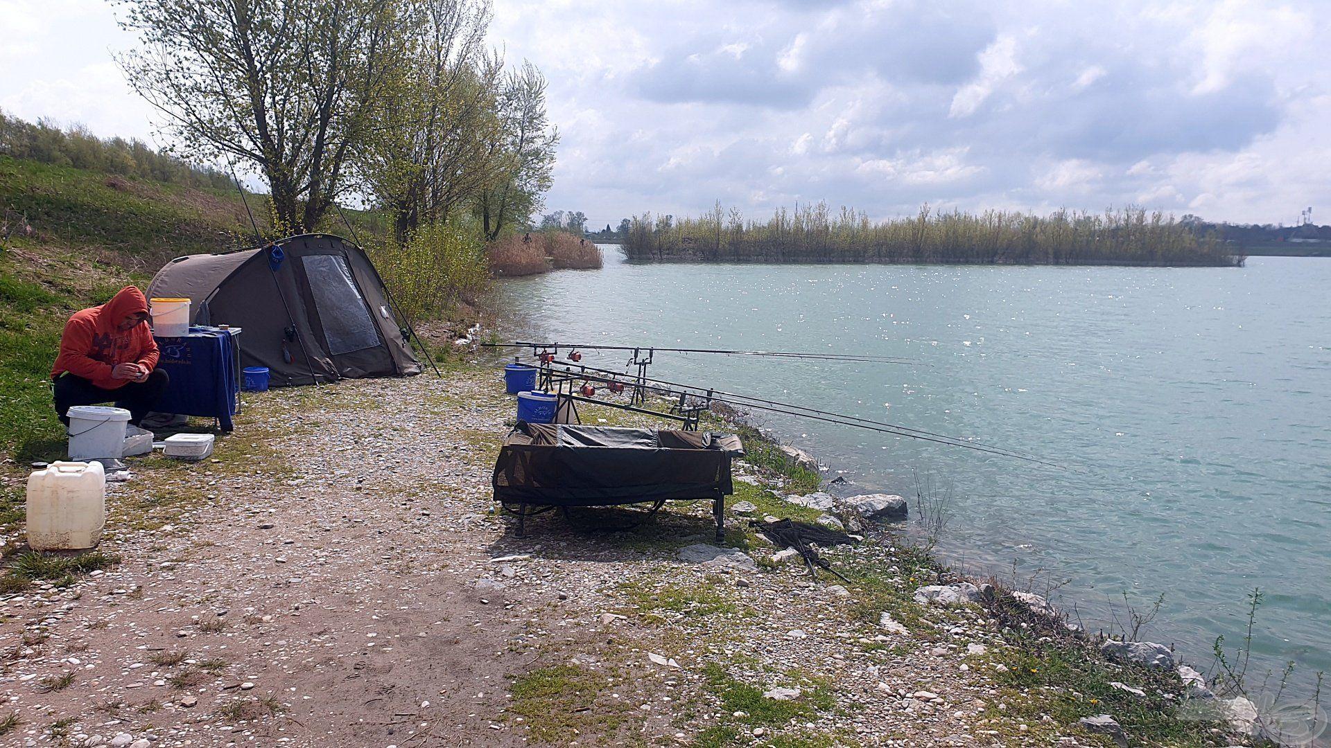 Hosszú távú horgászatnál nagy segítség a By Döme kapásjelző