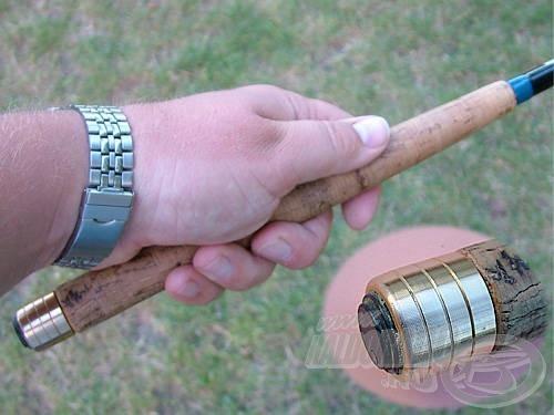 A küszöző botok hossza általában 2-től 4,5 méterig terjed. A rövidebbek parafa vagy szivacsborítású nyéllel rendelkeznek, ami nagyon jó szolgálatot tesz számunkra, ha nyálkás a kezünk, vagy hideg időben horgászunk. A nyálkás kéz kevésbé csúszik a markolaton, hidegben pedig az ilyen borítás (különösen a parafa) melegen tartja tenyerünket. Nagyon sok gyártó ügyel arra, hogy a rendkívül gyors küszözést azzal teszi kényelmesebbé, hogy a botot teljes mértékben kiegyensúlyozza a bot végén lévő fémgyűrűk segítségével