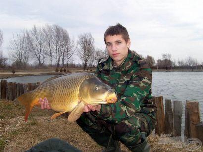 Szezonnyitó horgászat Bögellőn