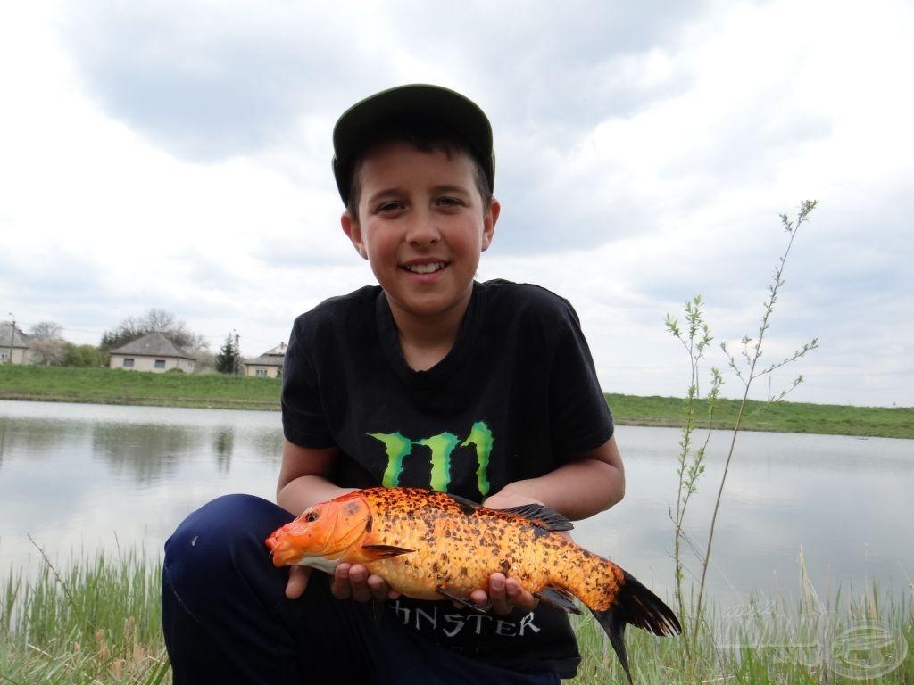 Ki fogott szebb halat? 3.