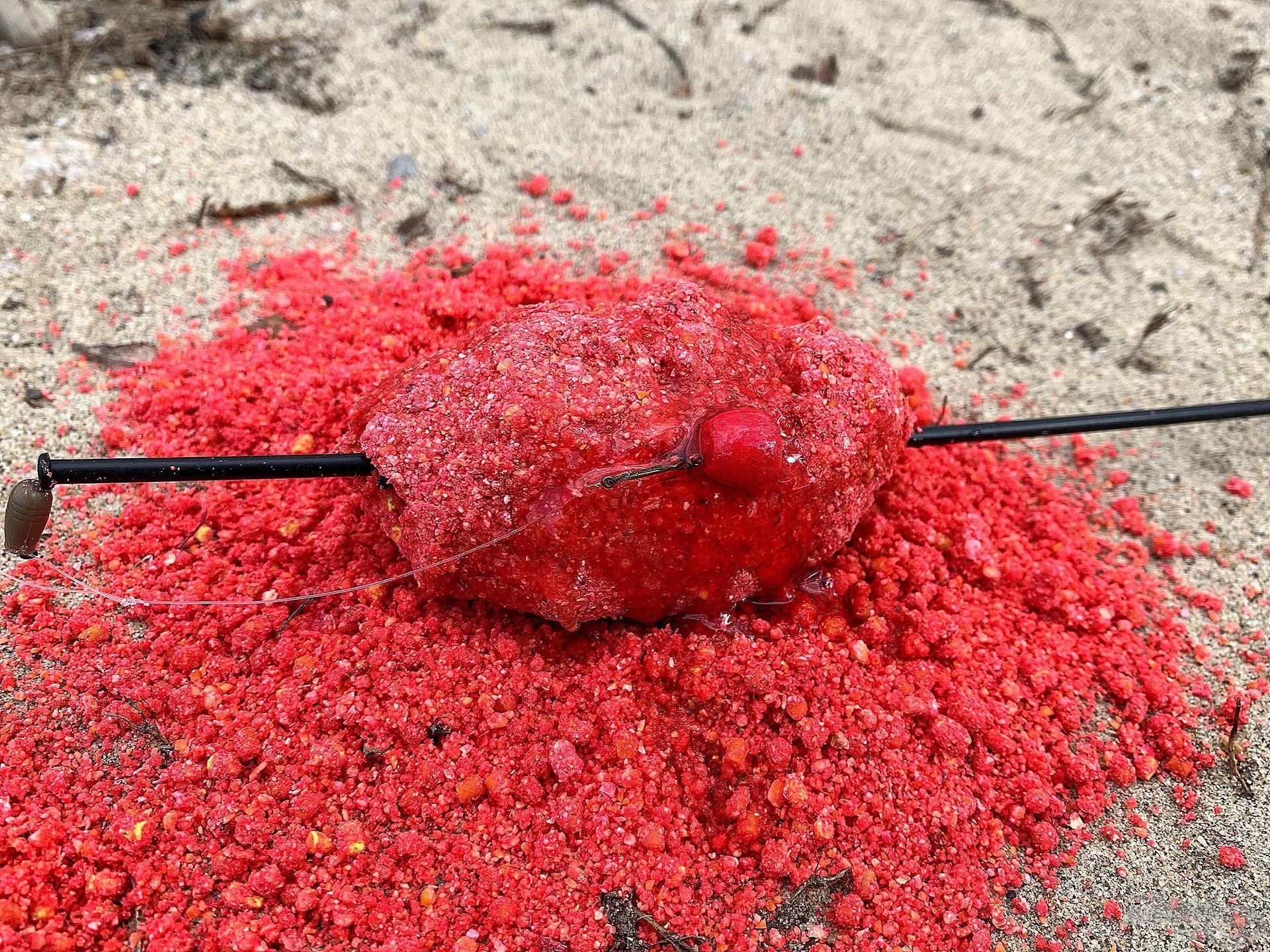 Bordás kosárral, méretes gombóc formájában érdemes ezt a keveréket bedobni