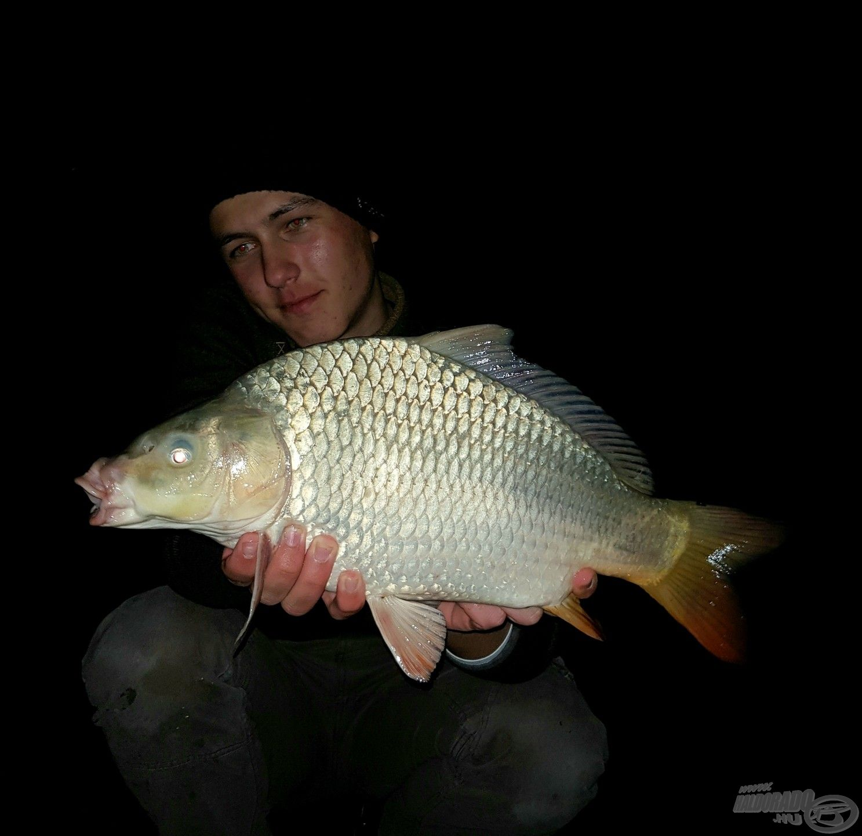 A horgászat utolsó pontya