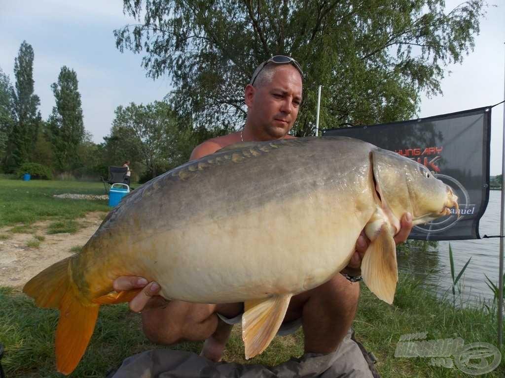 14,70 kg-os szépség