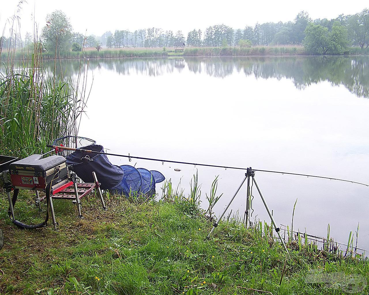 Bokodi Öreg-tó