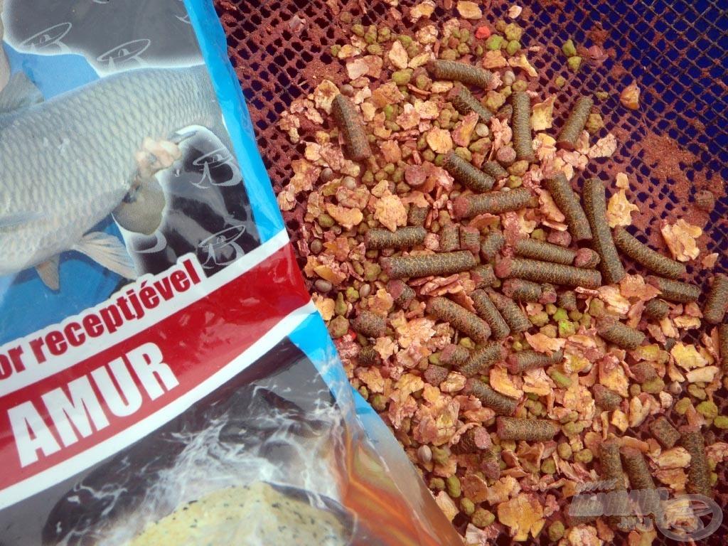 … és a Nagy Amurból fennmaradt finomságok