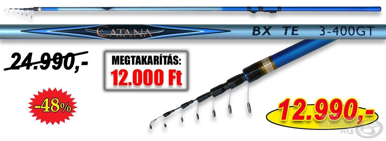A Catana sorozat tagjai rendkívül népszerűek