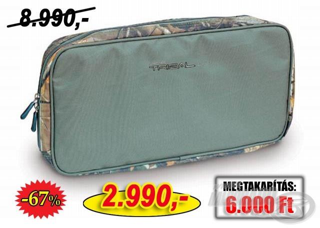 A népszerű Tribal mintázattal is készített buzz bar táskát a Shimano