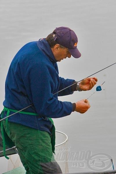 A folyóvízi horgászat régről adottan kedvenc