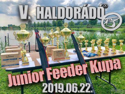 V. Haldorádó Junior Feeder Kupa versenykiírás