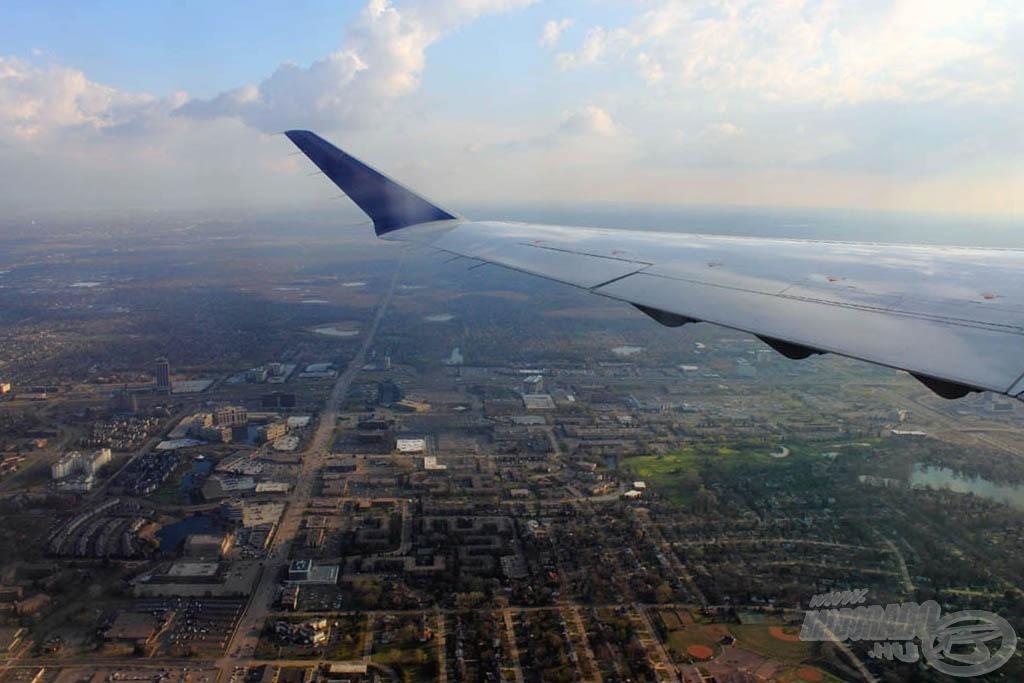 … ahonnan közösen repültünk tovább