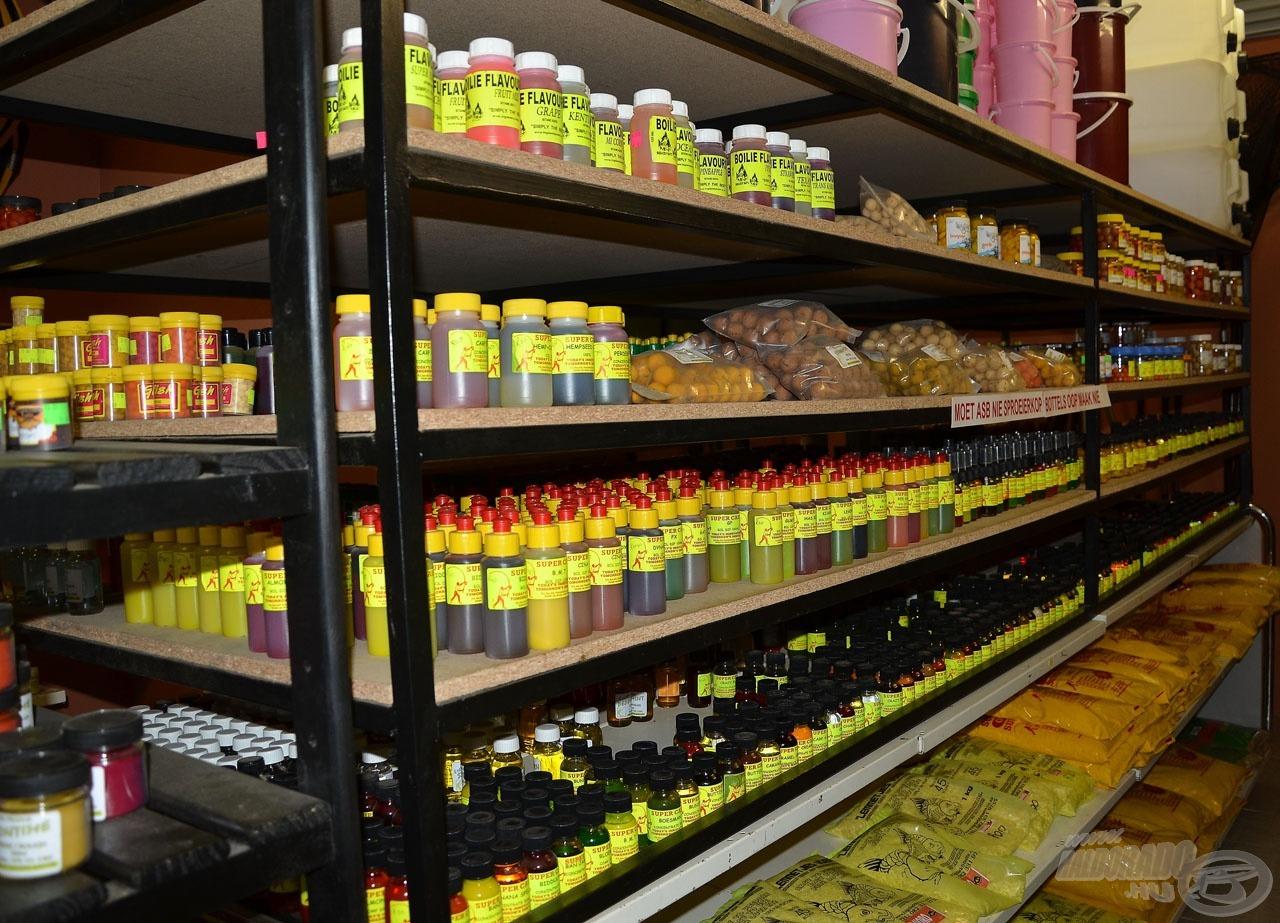 Bármerre jártunk az országban, az ő termékeiktől…