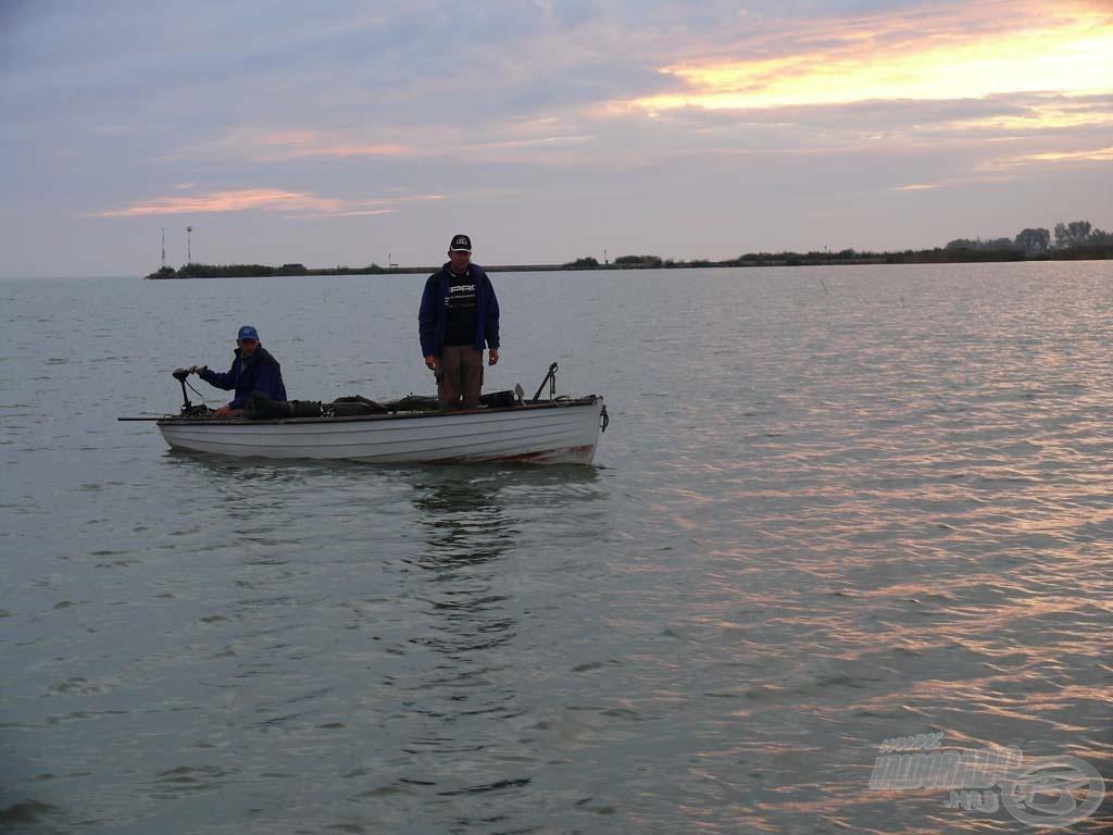 Irány a horgászhely!