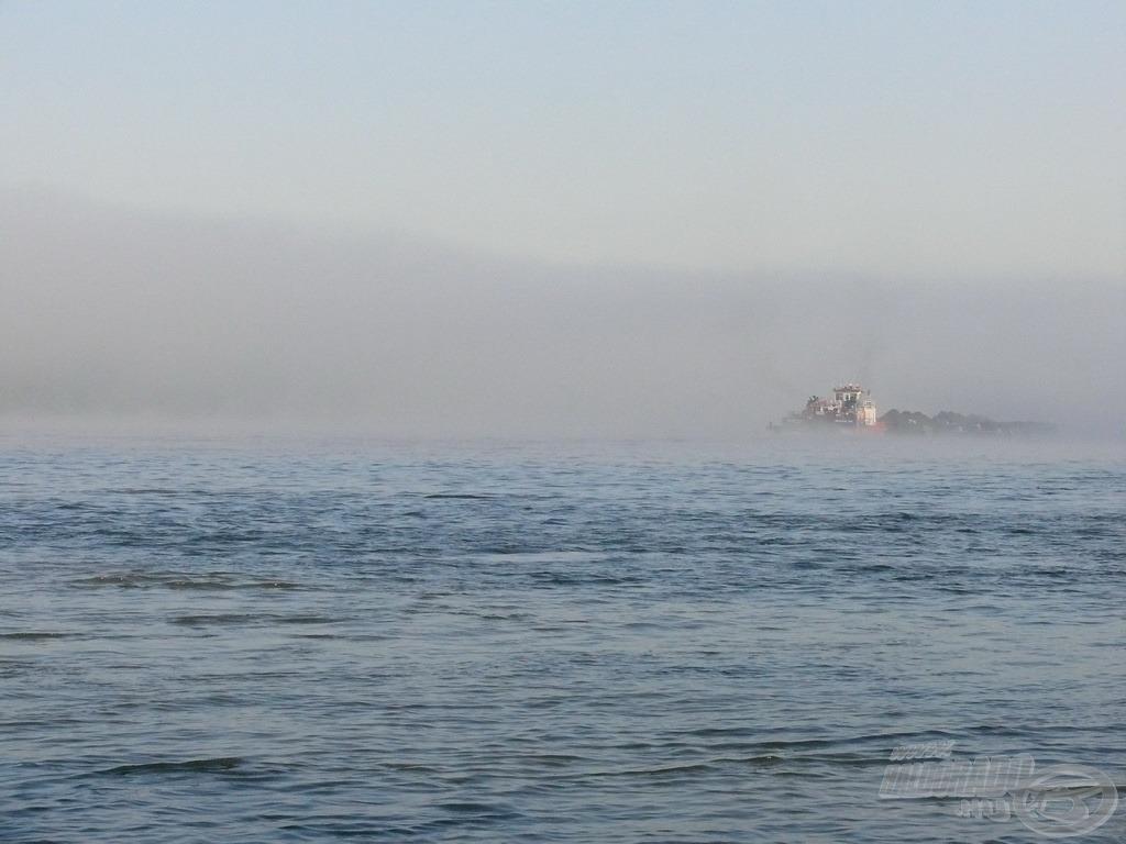 A nagy hajók…