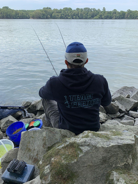 Ezek csak néhány órás, rapid horgászatok voltak