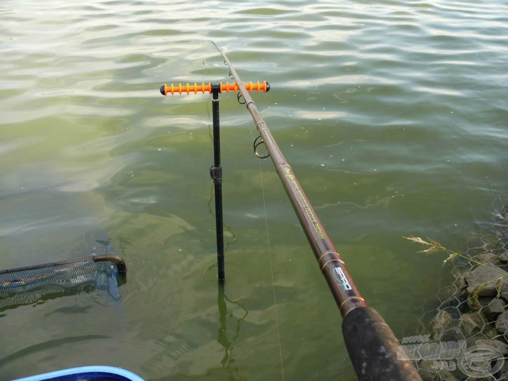 A Spro Royal Sensitive 390MH feeder a finom partszéli horgászathoz is remek választás