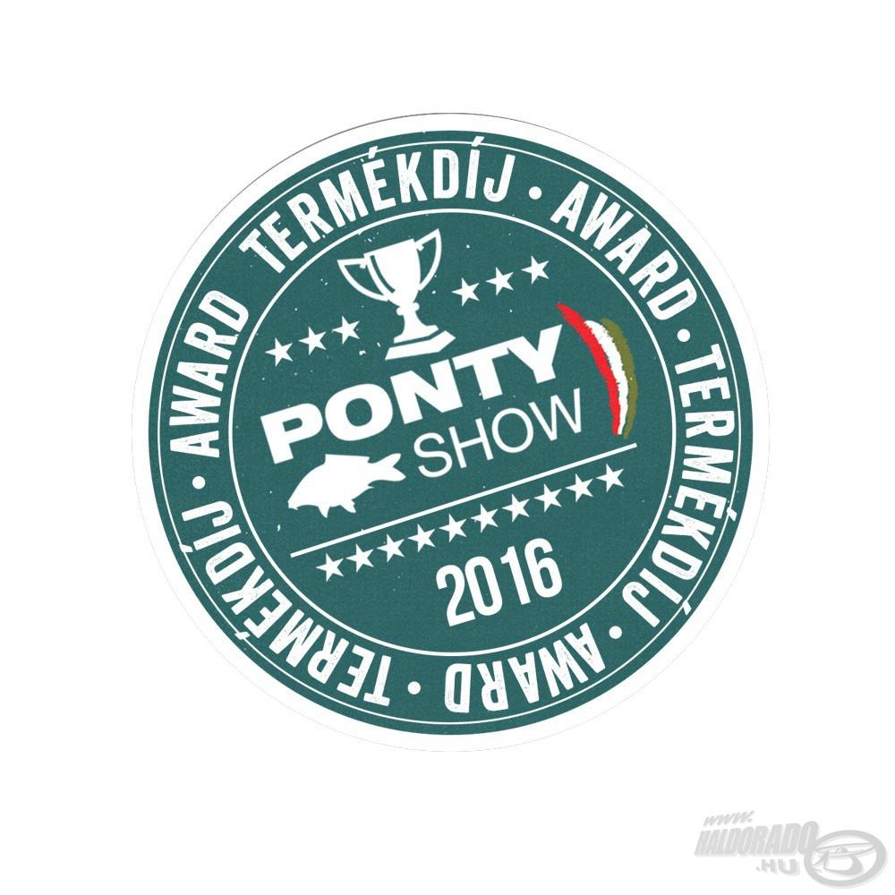 Idei újítás a PontyShow termékdíj is - a cégek az idei és a jövő évi újdonságaikból a leginnovatívabb fejlesztéseket vonultatják fel, és természetesen a közönség is szavazhat majd