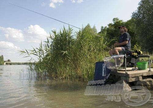 Az új film első 20 perce a csőhídi versenypálya horgászatát mutatja be