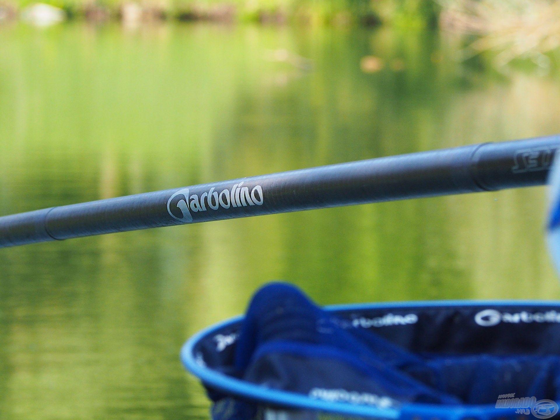 """A Garbolino kiváló termékei elsősorban a versenyhorgászat különleges igényeit és szigorú kritériumait teljesítik, ám az """"átlagos"""", finomszerelékes stílusokat gyakorló horgászok is rengeteg hasznos újdonsággal találkozhatnak majd"""