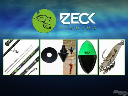 Zeck újdonságok a Haldorádó kínálatában
