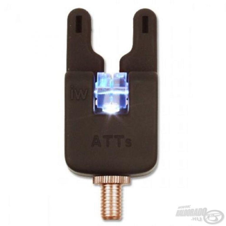 ATT Tackle ATTs Underlit Wheel Blue - kapásjelző kék