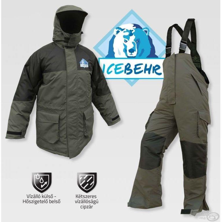 BEHR IceBehr Extreme Thermoruha XXL