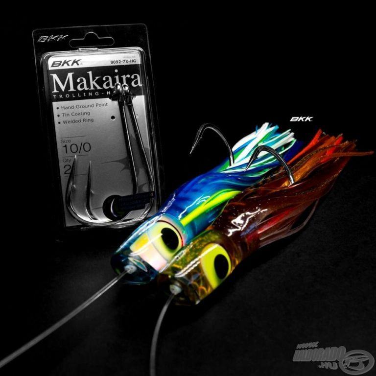 BKK Makaira Trolling HD 8/0