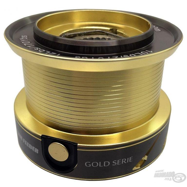 By Döme TEAM FEEDER Gold Serie 5000