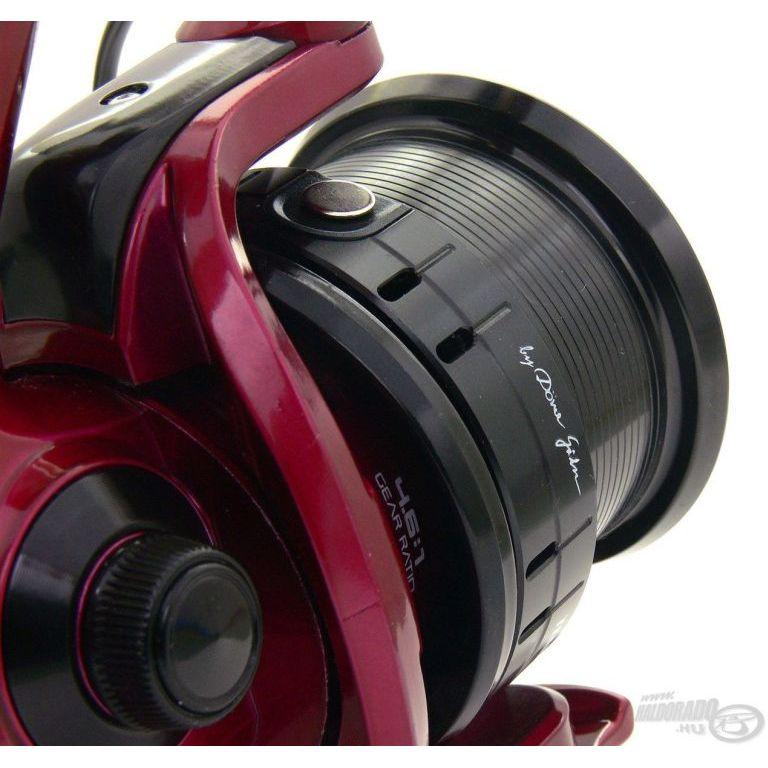By Döme TEAM FEEDER Master Carp LCS Pro 5000