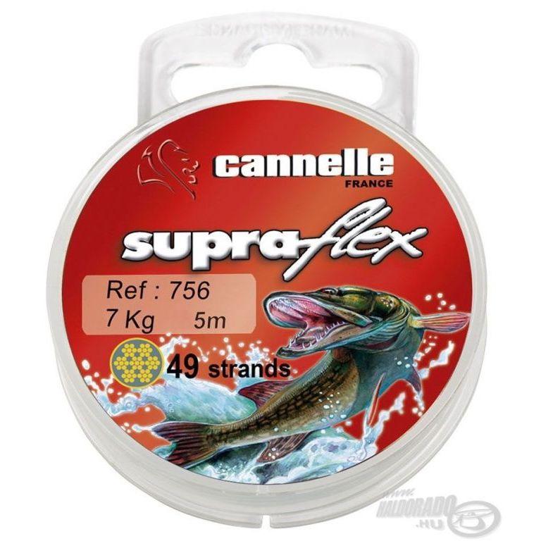 CANNELLE Supraflex 756 7x7 szálas köthető előke 5 m 6 kg