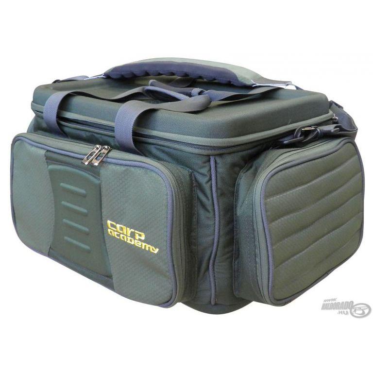 CARP ACADEMY Pontyozó szerelékes táska - Haldorádó horgász áruház 64a083d6ff