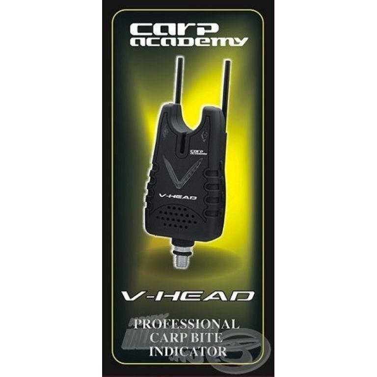 CARP ACADEMY V-Head elektromos kapásjelző