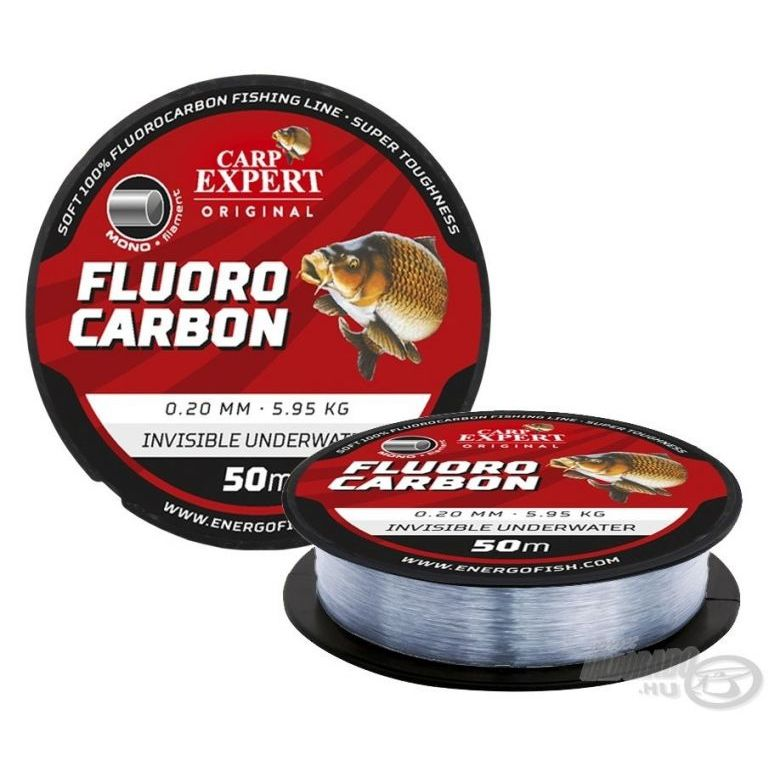 Carp Expert Fluorocarbon 0,20 mm