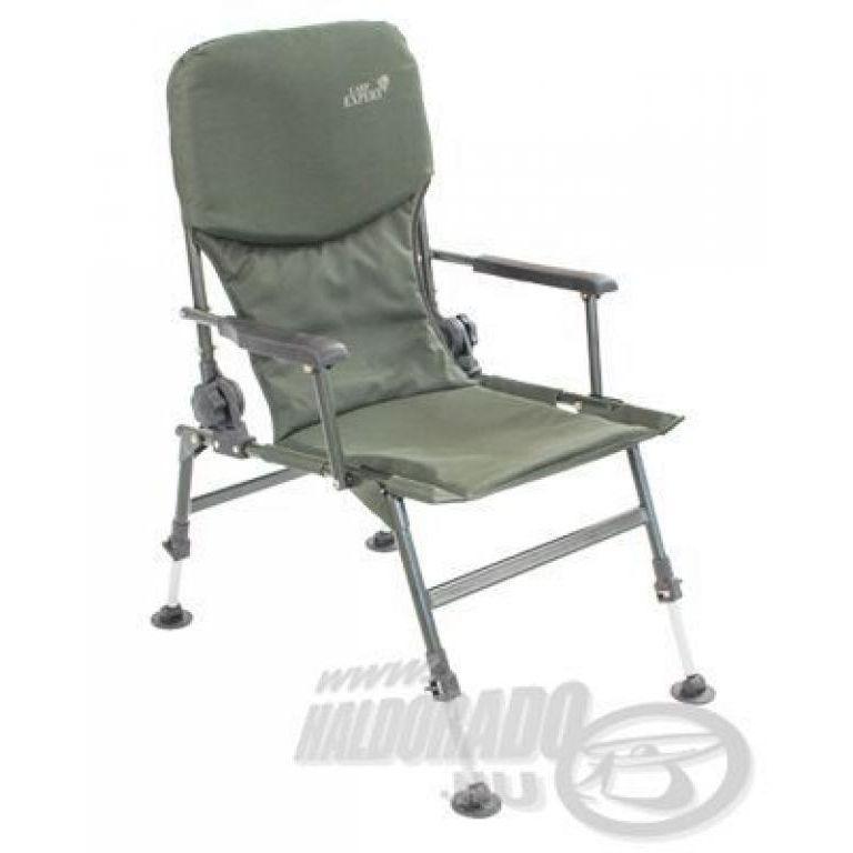 Carp Expert Karfás fotel basic