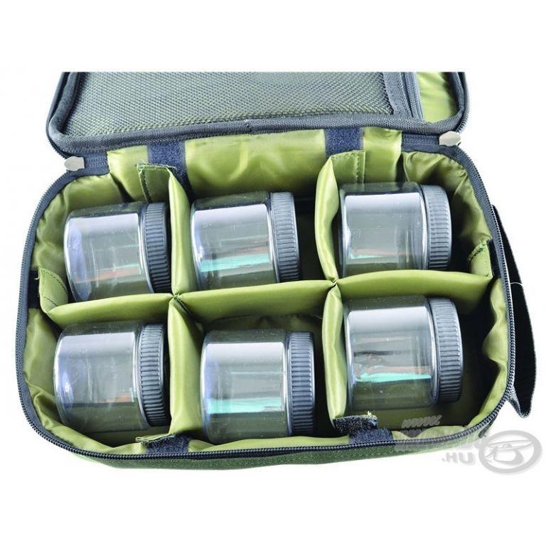 CARP ZOOM Dip tartó táska