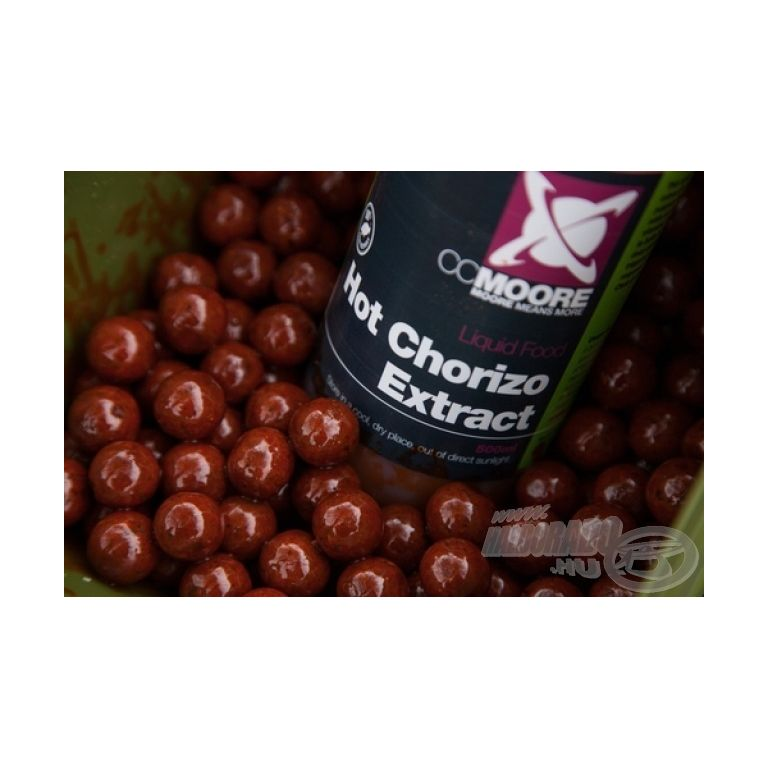 CCMoore Hot Chorizo Extract 500 ml - Csípős kolbászos adalék